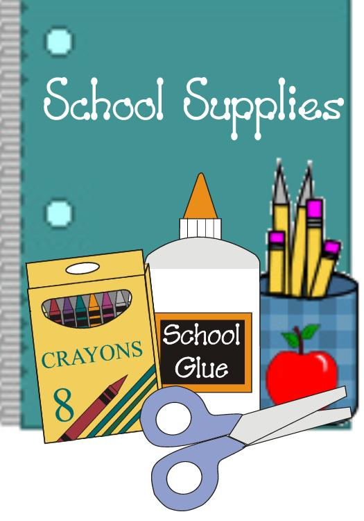 school supplies mackenzie community school clipart pictures of school supplies clipart of back to school supplies